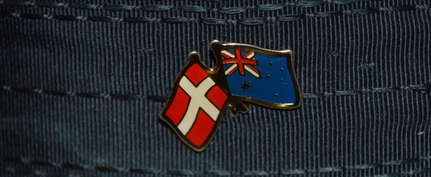 Dual citizenship will let me celebrate my whole identity, both Danish and Australian. Photo by Mick 2014.